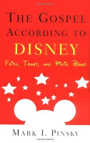 Disney Faith, Trust, and Pixie Dust  2004 edition cover