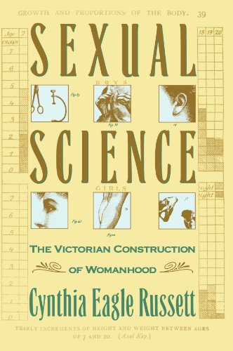 Sexual Science The Victorian Construction of Womanhood  1989 edition cover