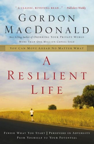 Resilient Life You Can Move Ahead No Matter What  2006 edition cover