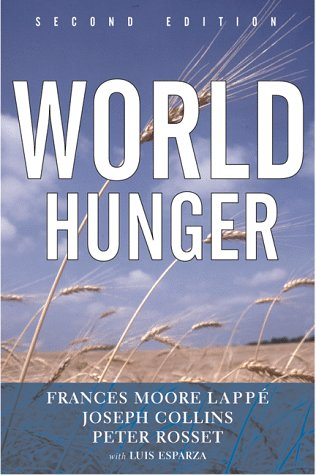 World Hunger Twelve Myths 2nd 1998 (Revised) edition cover