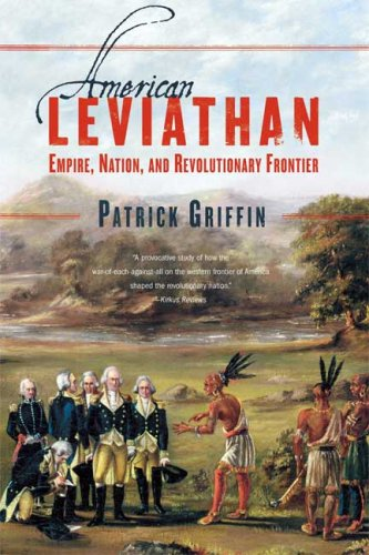 American Leviathan Empire, Nation, and Revolutionary Frontier N/A edition cover