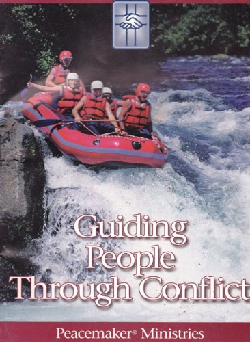 GUIDING PEOPLE THROUGH CONFLIC N/A 9780965988919 Front Cover