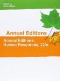 Human Resources:   2014 edition cover