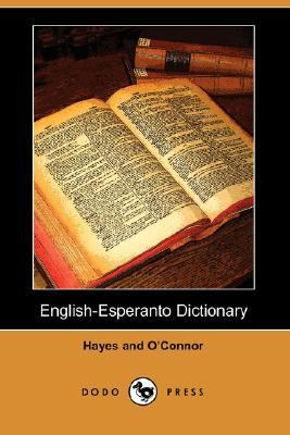 English-Esperanto Dictionary  N/A 9781406543919 Front Cover