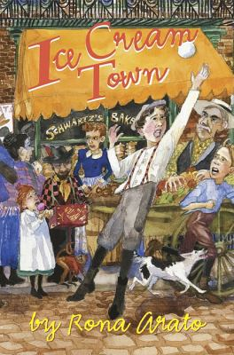 Ice Cream Town   2006 9781550415919 Front Cover