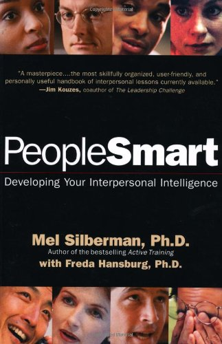 Peoplesmart Developing Your Interpersonal Intelligence  2000 edition cover