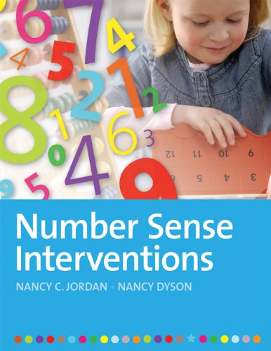 Number Sense Interventions   2013 edition cover