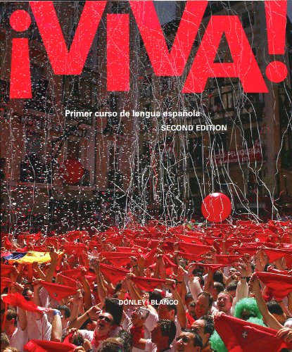 Viva!  2nd (Student Manual, Study Guide, etc.) edition cover