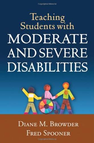 Teaching Students with Moderate and Severe Disabilities   2011 edition cover