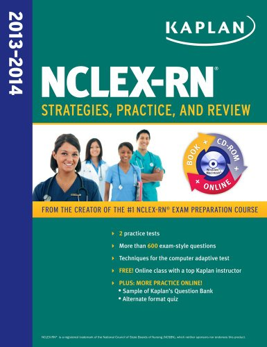 Nclex-Rn 2013-2014  N/A edition cover