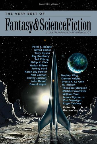 Very Best of Fantasy and Science Fiction Anthology 60th edition cover