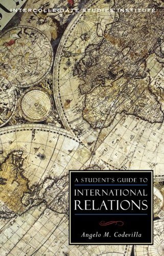 Student's Guide to International Relations   2010 edition cover