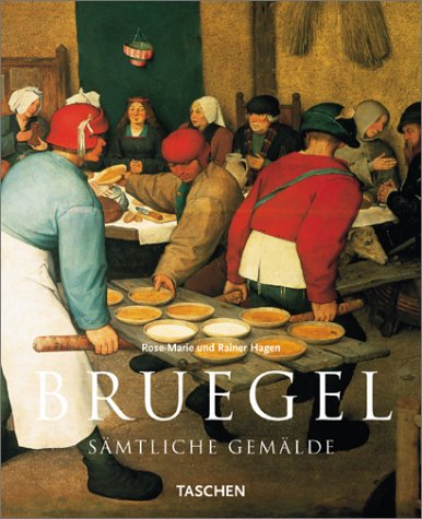 Bruegel Complete Paintings  2000 edition cover