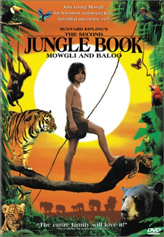 The Second Jungle Book System.Collections.Generic.List`1[System.String] artwork