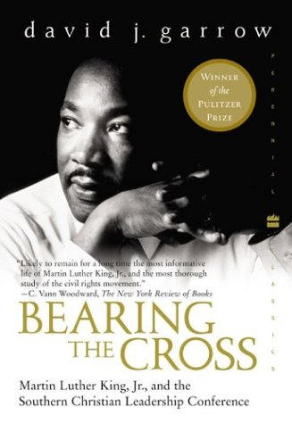 Bearing the Cross Martin Luther King, Jr. , and the Southern Christian Leadership Conference  2004 edition cover