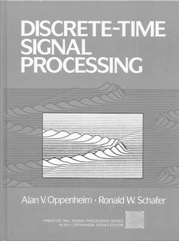 Discrete-Time Signal Processing  1989 9780132162920 Front Cover