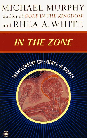 In the Zone Transcendent Experience in Sports  1995 edition cover
