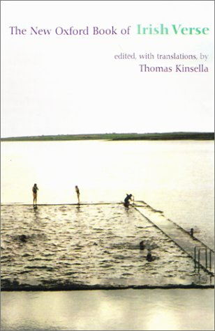 New Oxford Book of Irish Verse   2001 edition cover