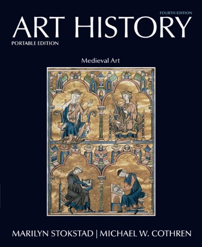 Art History Portable, Book 2 Medieval Art 4th 2011 edition cover