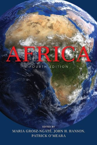 Africa  4th 2014 edition cover
