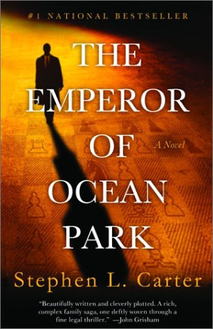 Emperor of Ocean Park   2002 (Reprint) edition cover