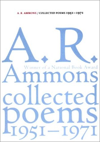 Collected Poems, 1951-1971   1972 (Reprint) edition cover