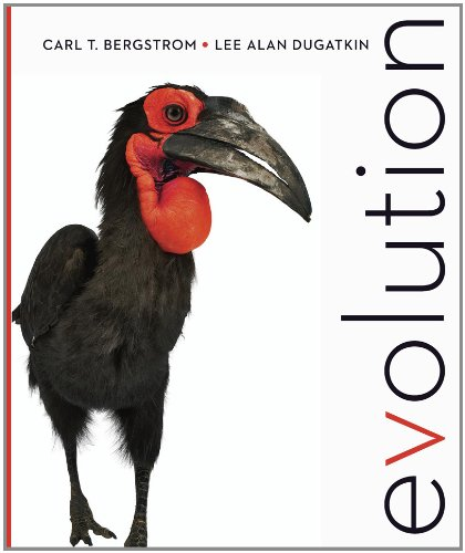 Evolution   2012 9780393925920 Front Cover