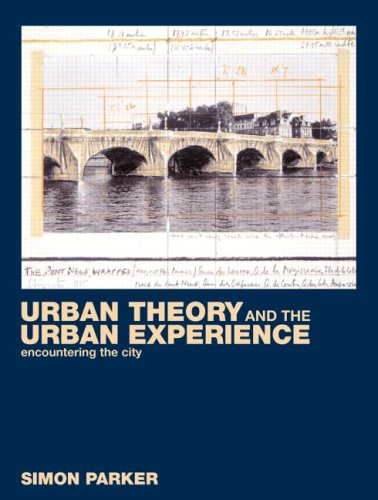 Urban Theory and the Urban Experience Encountering the City  2003 edition cover