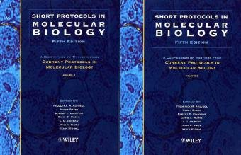Short Protocols in Molecular Biology  5th 2002 9780471250920 Front Cover