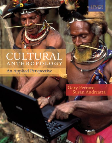 Cultural Anthropology An Applied Perspective 8th 2010 edition cover