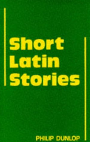 Short Latin Stories   1987 edition cover
