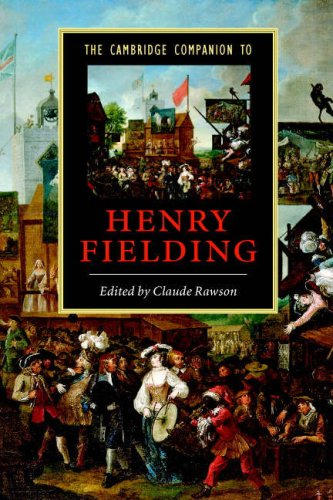 Cambridge Companion to Henry Fielding   2007 9780521670920 Front Cover