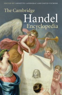 Cambridge Handel Encyclopedia   2009 9780521881920 Front Cover
