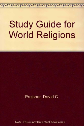 World Religions 3rd 1999 (Student Manual, Study Guide, etc.) 9780534566920 Front Cover