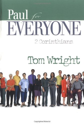 Paul for Everyone 2 Corinthians 2nd 2004 edition cover