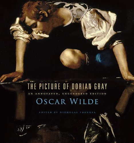 Picture of Dorian Gray   2011 (Annotated) edition cover