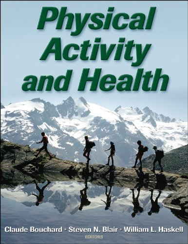 Physical Activity and Health   2006 edition cover