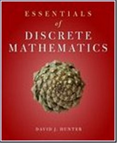 Essentials of Discrete Mathematics   2009 edition cover