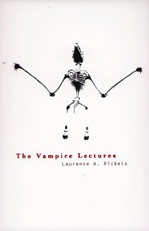 Vampire Lectures   1999 edition cover