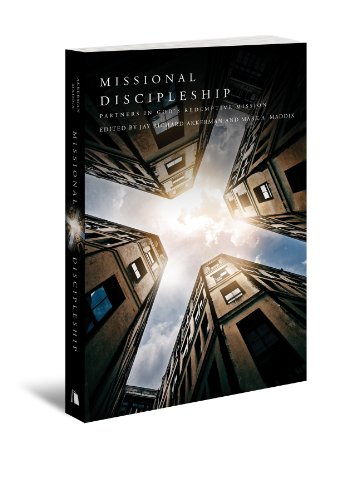 Missional Discipleship: Partners in God's Redemptive Mission  2013 edition cover