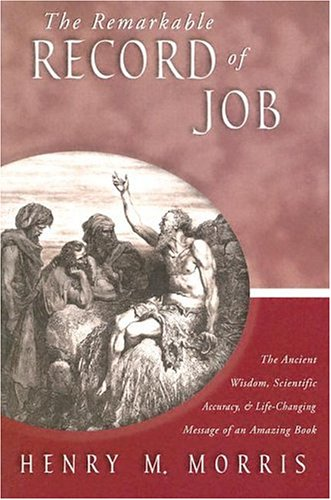 Remarkable Record of Job  N/A edition cover