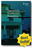 Appraising Residential Properties 4th 2006 edition cover