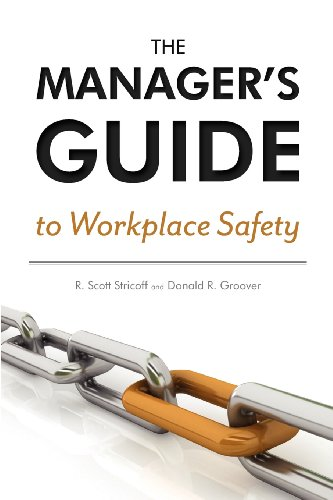 Manager's Guide to Workplace Safety   2012 edition cover