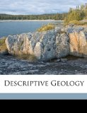 Descriptive Geology  N/A edition cover