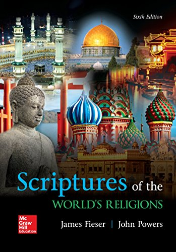 Scriptures of the World's Religions:   2017 9781259907920 Front Cover
