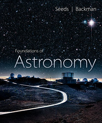 Foundations of Astronomy:   2018 9781337399920 Front Cover