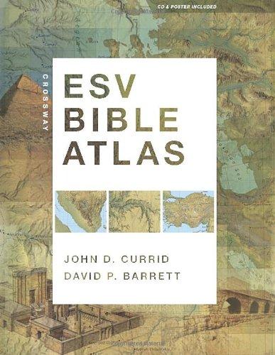 Crossway ESV Bible Atlas  N/A 9781433501920 Front Cover