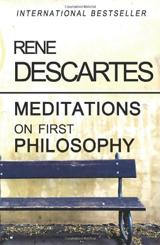 Meditations on First Philosophy  N/A edition cover