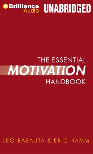 The Essential Motivation Handbook: Library Edition  2011 edition cover