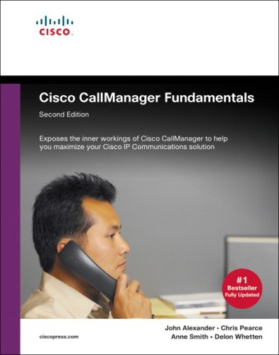 Cisco CallManager Fundamentals  2nd 2006 (Revised) edition cover